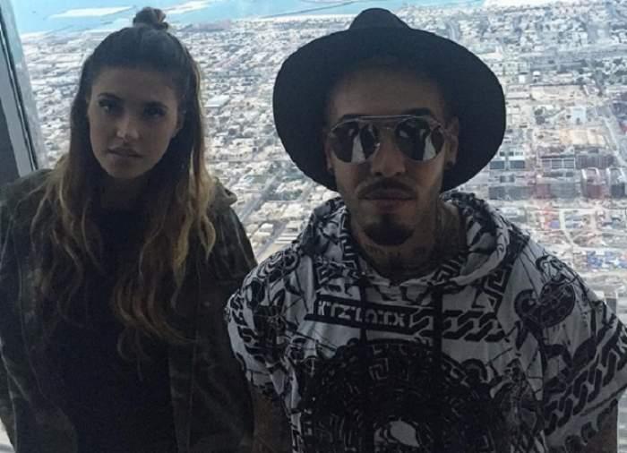 Antonia şi Alex Velea nu şi-au putut lua mâinile unul de pe celălalt la FORZA ZU! Cum au apărut cei doi iubiţi la mega-concertul din Piaţa Constituţiei