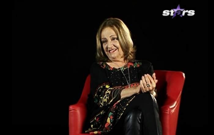 VIDEO / Olga-Delia Mateescu, o viață de film. Ce cadou nesperat a primit imediat după Revoluție