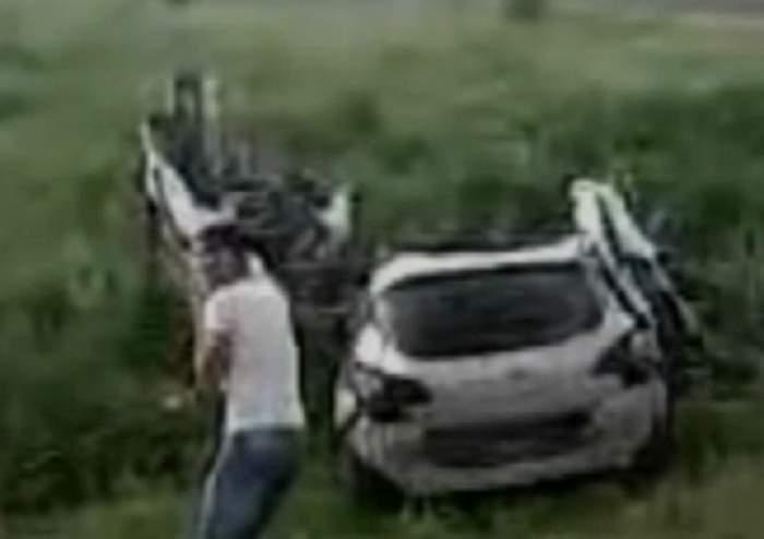"""VIDEO / Martorul cheie de la accidentul în care Dan Condrea a murit a vorbit! """"Avea capul îngropat în pământ"""""""