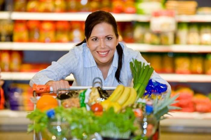 Lista de alimente cu calorii negative! Mănânci un kilogram şi slăbeşti zece