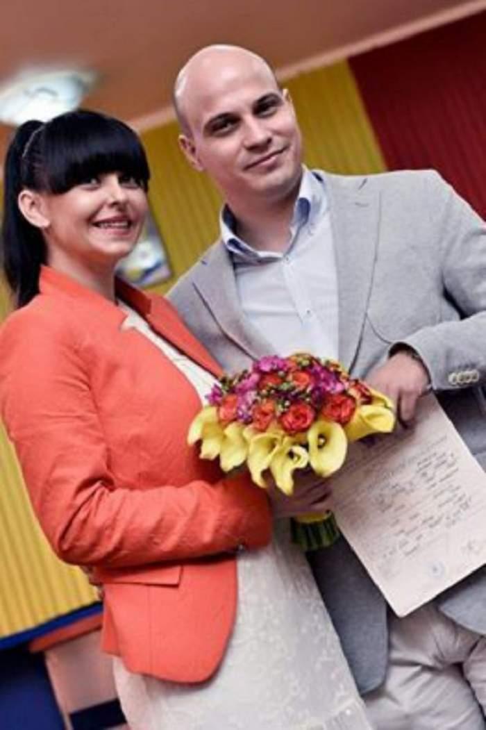 """Giulia Anghelescu şi Vlad Huidu, probleme în căsnicie!?  """"Înainte a fost cea mai frumoasă perioadă din viaţa noastră!"""""""
