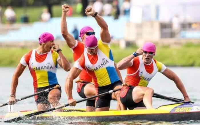 Lumea sportului românesc primește un nou șoc! Toți componenții loturilor de seniori de la kaiac canoe, depistați cu o substanță interzisă