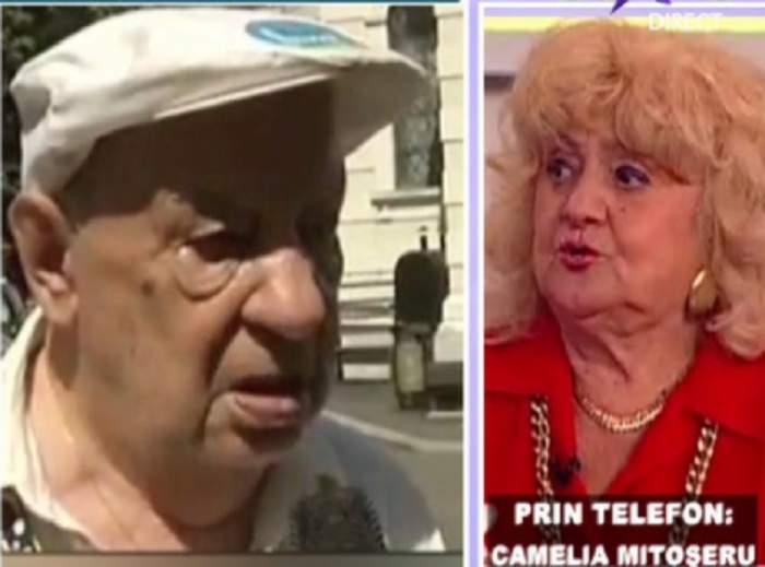 """VIDEO / Camelia, mama lui Mihai Mitoşeru, primele declaraţii despre moartea tatălui acestuia: """"Era într-o situaţie deplorabilă!"""""""