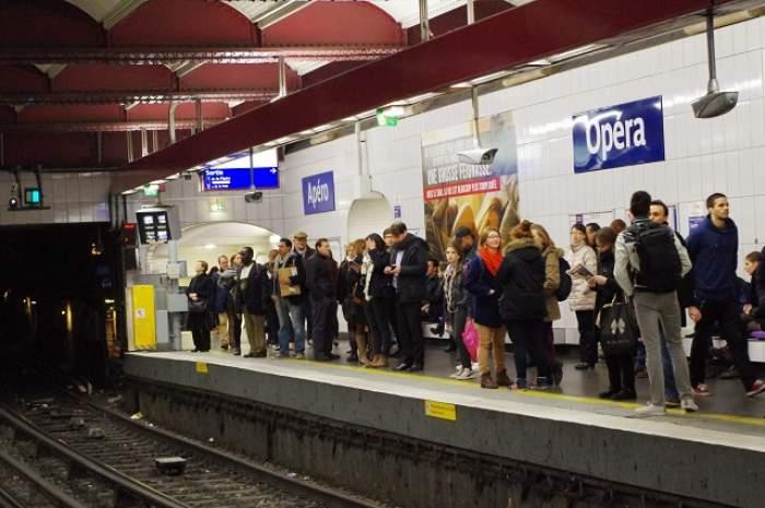 Panică la o staţie de metrou din Milano! Toată lumea a fost evacuată înainte de marele meci dintre Real Madrid şi Atletico Madrid