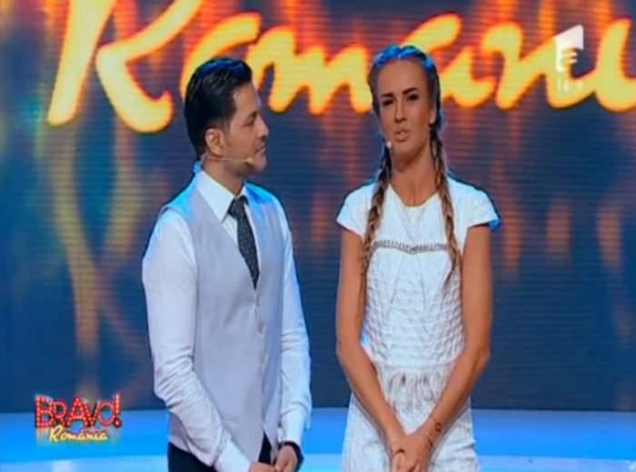 VIDEO / Liviu Vârciu a trecut la fapte! A sărutat-o pe Diana Munteanu în văzul tuturor