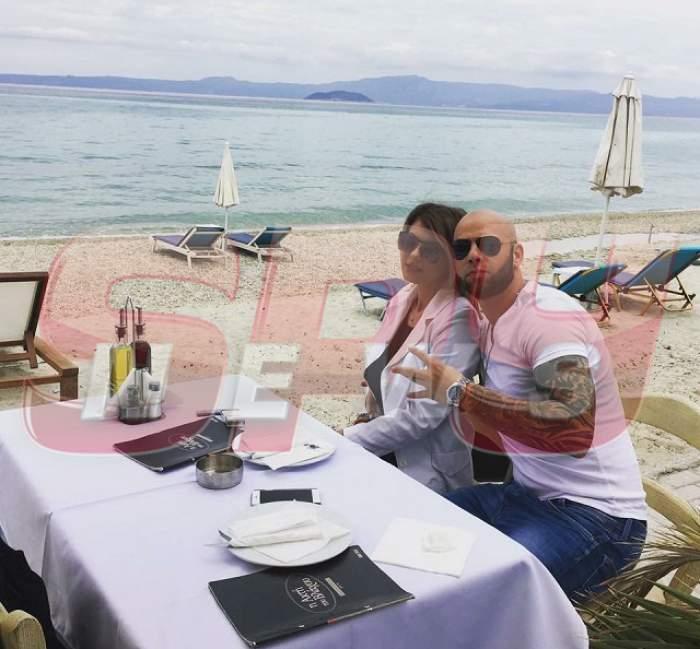 E oficial! Primele imagini cu Giani Kiriţă şi noua iubită, din vacanţă! FOTO EXCLUSIV