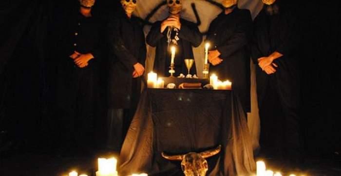Copii racolaţi de un mare preot satanist! Slujitorul Diavolului a făcut deja zeci de victime