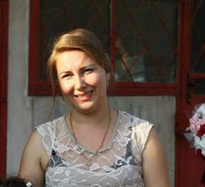 FOTO / Adriana Farcaş, femeie ucisă cu 11 lovituri de cuţit în Constanţa, este condusă pe ultimul drum!
