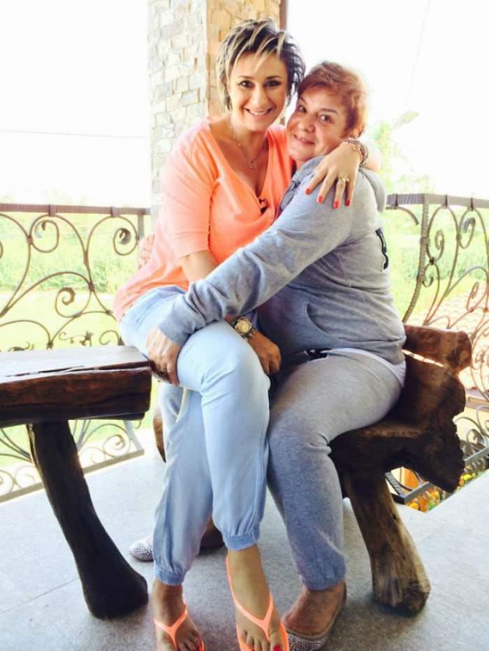 Anamaria o ţine la dietă şi pe mama ei! Ionela Prodan o să îi facă concurenţă fiicei sale la cât de mult a slăbit