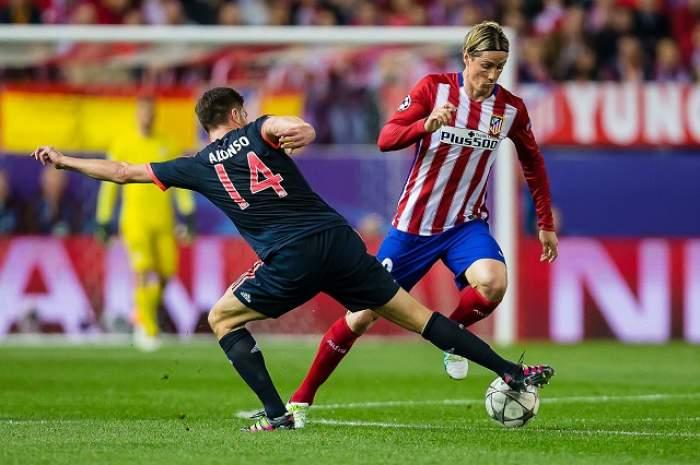 Atletico Madrid s-a calificat în finala Ligii Campionilor, deși a pierdut cu Bayern Munchen