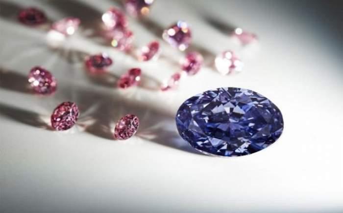 Un diamant extrem de rar descoperit în Australia! Cât costă piatra preţioasă