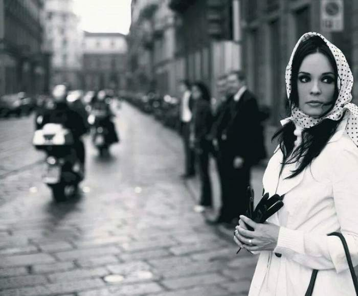 FOTO / Andreea Marin, caracterizare post-mortem a tatălui ei! Vedeta a dezvăluit cum îşi vedea ea părintele