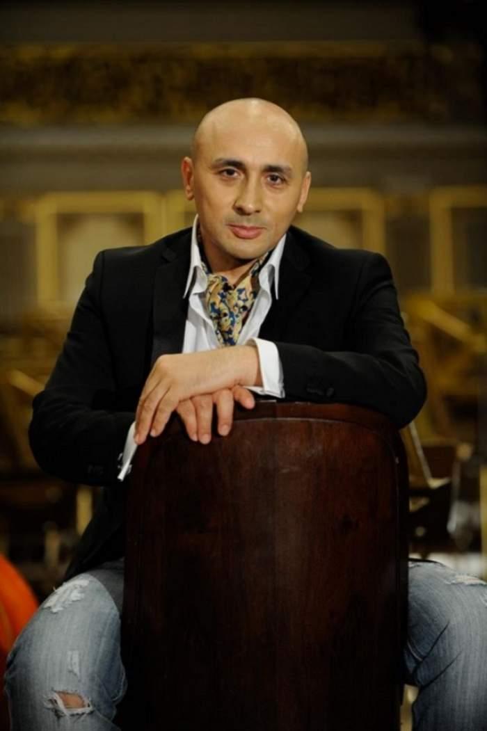 Fratele lui Marcel Pavel, pentru prima dată la TV! George e un saxofonist renumit în Germania