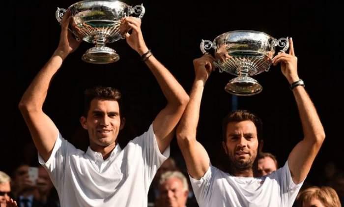 Victorie românească la Turneul Madrid Open! Horia Tecău și Jean-Julien Rojer s-au impus în fața lui Florin Mergea și Rohan Bopanna