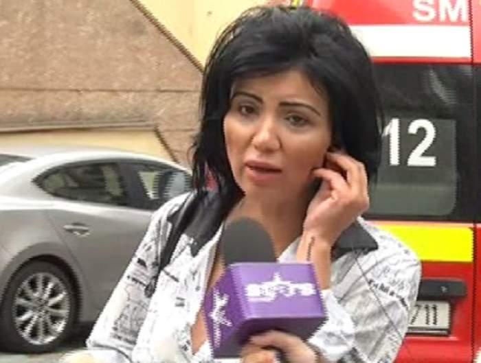 """VIDEO / Adriana Bahmuţeanu a fost jefuită! """"Fostul meu soţ a fost preşedintele societăţii respective"""""""