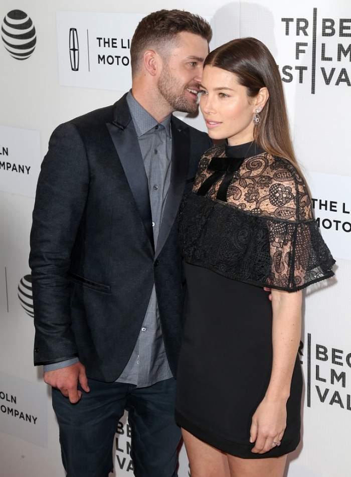 """Justin Timberlake a lansat """"M.I.L.F"""" ALERT pentru Jessica Biel de Ziua Mamei! Declaraţia de dragoste a artistului a făcut înconjurul lumii"""