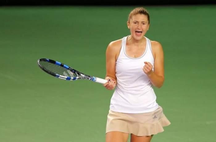 Ultima oră! Irina Begu s-a calificat în turul doi al turneului WTA de la Roma