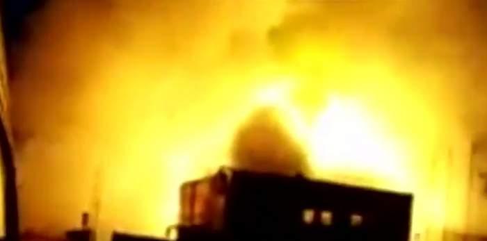 VIDEO / Explozii în serie la Torino! 14 persoane au fost rănite
