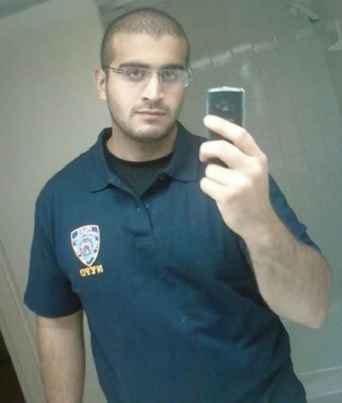 FOTO / Prima imagine cu autorul masacrului din clubul din Orlando! El a ucis cu sânge rece 50 de tineri