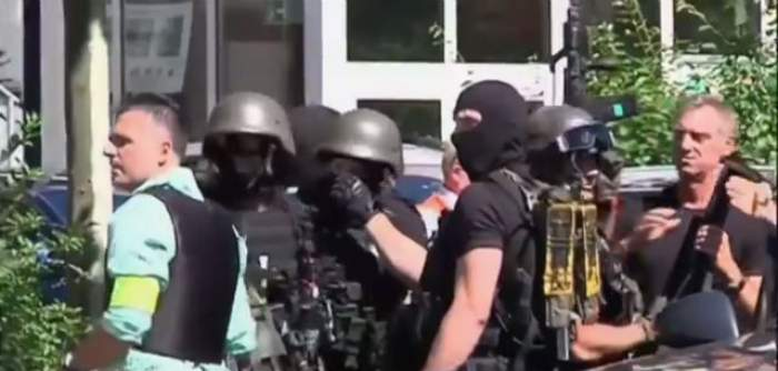 VIDEO & FOTO / Stare de alertă în Germania! Zeci de răniţi au avut nevoie de îngrijirea medicilor, în urma unui atac armat