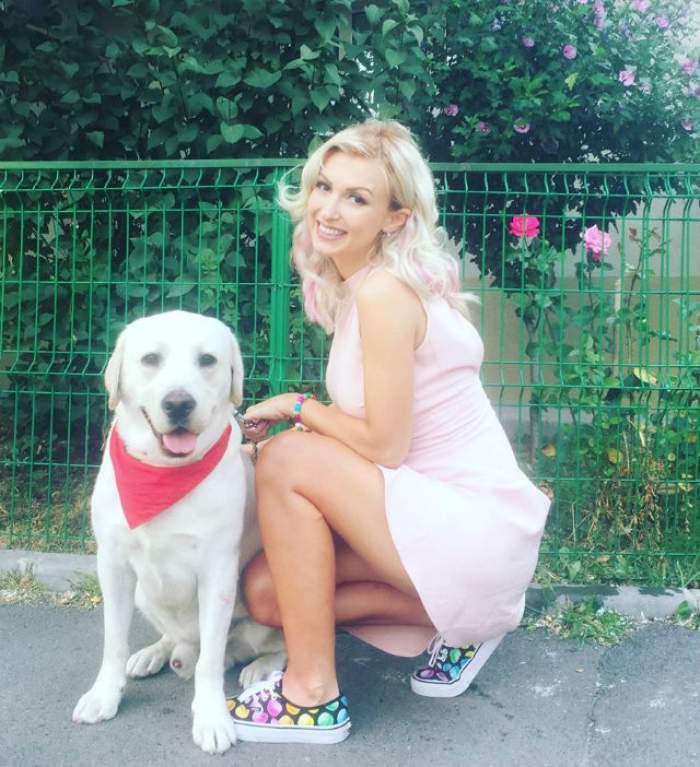 """Andreea Bălan are """"dotări"""", nu glumă. Sânii ei s-au mărit considerabil"""