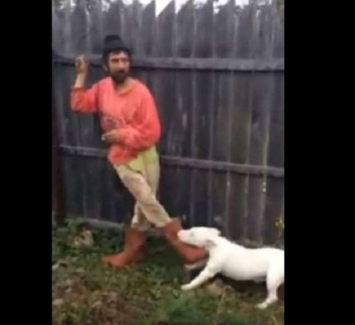 """VIDEO / I-a schimbat viaţa bărbatului din viralul """"Bă, Cristi!"""" / Fotografie exclusivă"""