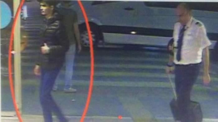 Primele imagini cu atentatorii de la Istanbul! Autorităţile au făcut publice fotografii cu atacatorii care s-au aruncat în aer