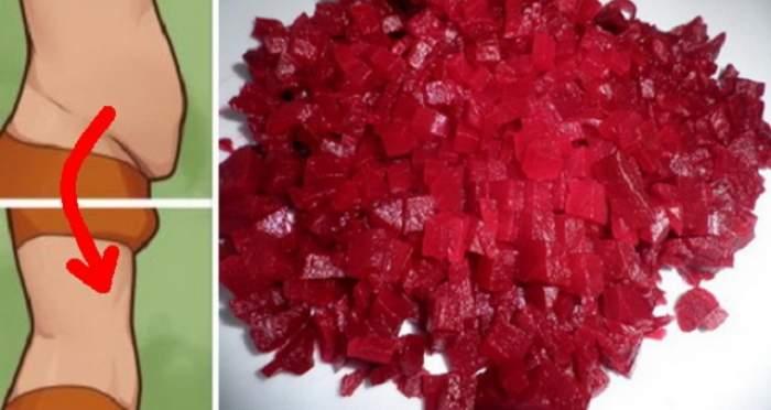 Dieta cu sfeclă roşie te ajută să îţi subţiezi talia şi te fereşte de o mulţime de boli!