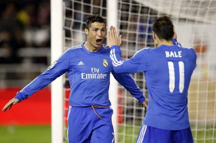 """""""Război"""" galactic! Ce spune Gareth Bale despre confruntarea cu Cristiano Ronaldo din semifinalele EURO 2016"""