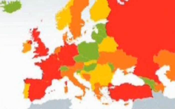 VIDEO / Ţările cu cel mai mare risc de atentat terorist! Destinaţiile cele mai riscante pentru vacanţă
