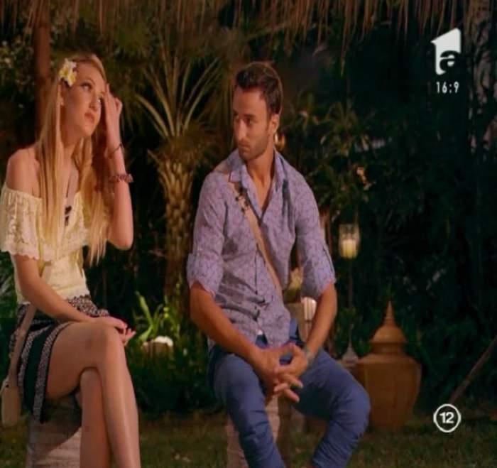 """VIDEO / Hamude, reacţie halucinantă faţă de iubita care l-a trădat la """"Insula Iubirii"""": """"Ce-am fost pentru tine? Te-am înşelat eu?"""""""