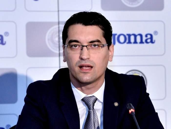 """Răzvan Burleanu a făcut anunţul aşteptat de toată ţara! """"El este noul selecţioner al României"""""""