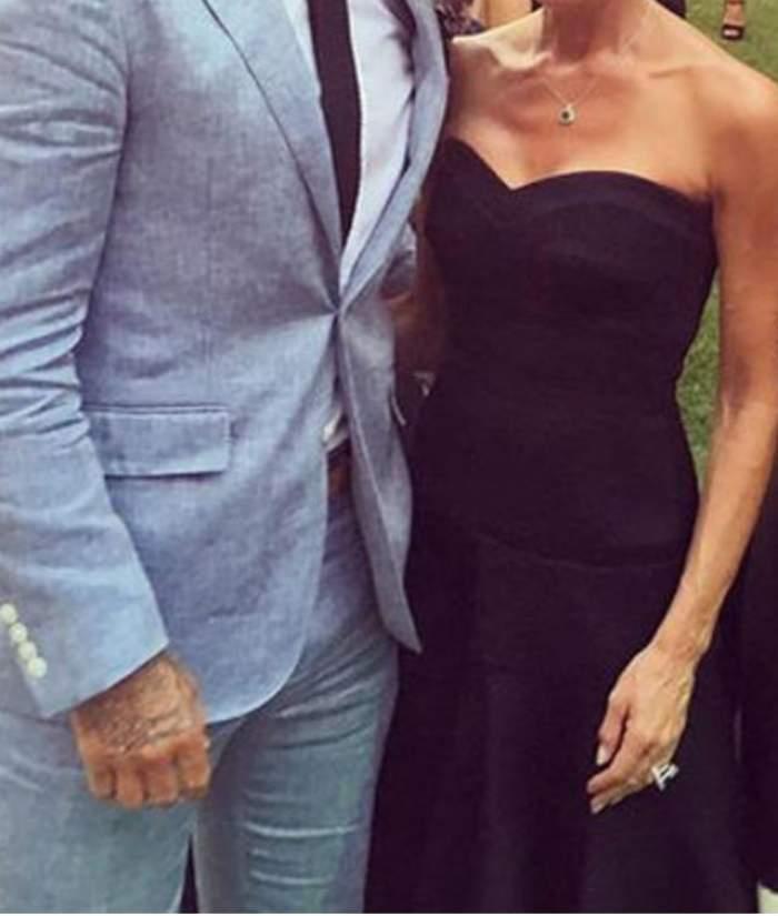 FOTO / Imagini de colecţie de la nunta celebrului cuplu Victoria şi David Beckham! Mesajul emoţionant postat de fostul fotbalist la ceas aniversar