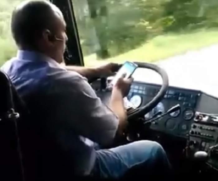 VIDEO / Filmul scandalos care l-a scos din minţi pe poliţistul pamfletar!