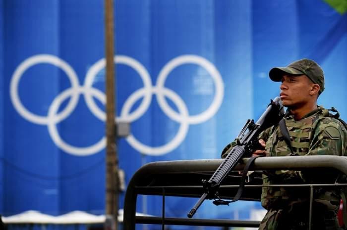Stare de alertă teroristă la Rio de Janeiro! Deplasările în Satul Olimpic au fost restricţionate!