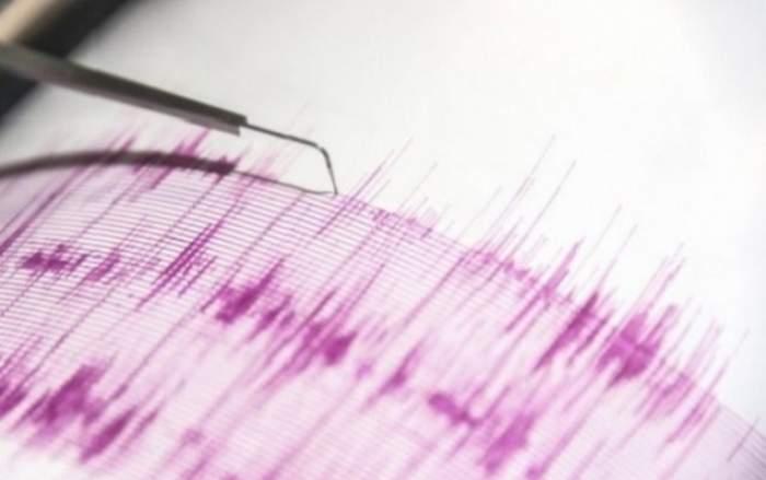 România s-a zguduit! Seism de 3,1 grade pe scara Richter în județul Vrancea