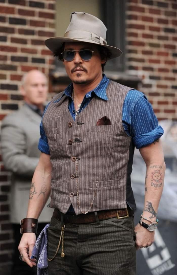 VIDEO /  Johnny Depp, filmat cu CAMERA ASCUNSĂ! Totul iese la iveală, în plin scandal de divorţ