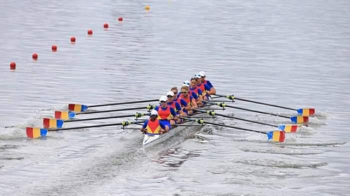 România a câștigat încă o medalie la Jocurile Olimpice! Echipajul de 8+1 a cucerit bronzul!