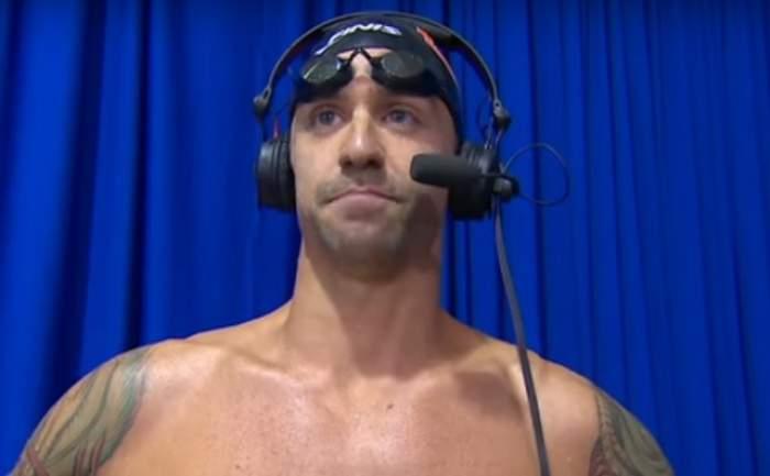A câștigat AURUL la înot în 2000, a renunțat la sport, a vrut să se sinucidă, iar acum este din nou CAMPION! Povestea care a emoționat o lume întreagă