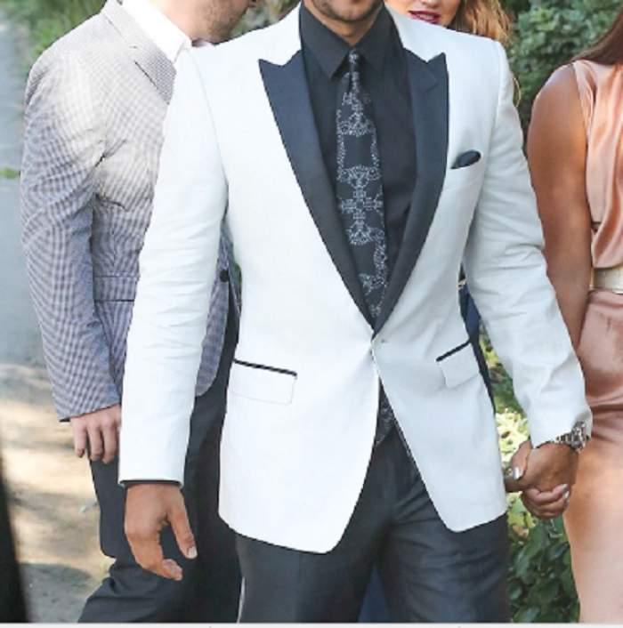 FOTO / S-au căsătorit astăzi!  Primele imagini de la nunta din showbiz