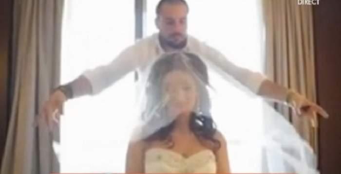 Nunta în care opulența și luxul s-au întâlnit! Numai la bogătași vezi așa ceva