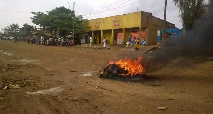FOTO / Imagini terifiante de la locul masacrului din Congo, unde 45 de oameni au murit