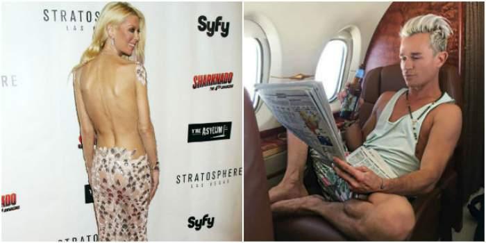 """FOTO / Veste tristă! Tara Reid şi Dean May au fost daţi afară de la """"Marriage Bootcamp: Reality Stars""""! Adevăratul motiv i-a înfuriat pe mulţi"""
