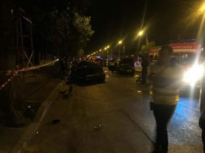 Ipoteză şocantă în cazul accidentului groaznic din Chitila! De ce a fost lovită cu maşina o familie cu doi copii