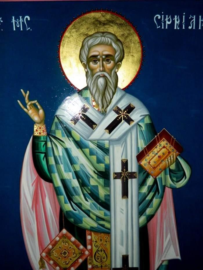 Sfântul Mucenic Miron este pomenit în calendarul creștin ortodox la 17 august