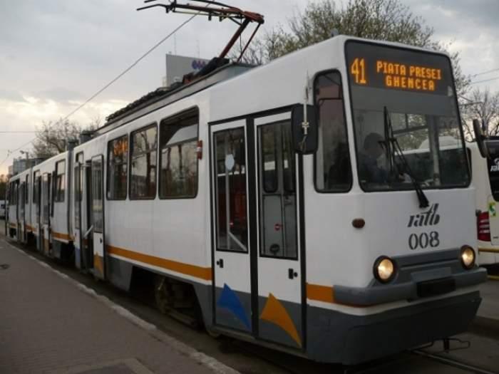 Veste tristă pentru bucureșteni! Linia tramvaiului 41 se suspendă în weekend