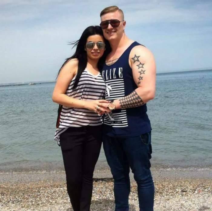 """FOTO / Oana de la """"Mireasă pentru fiul meu"""", apariţie de senzaţie la braţul soţului ei! Nici nu spui că e însărcinată"""