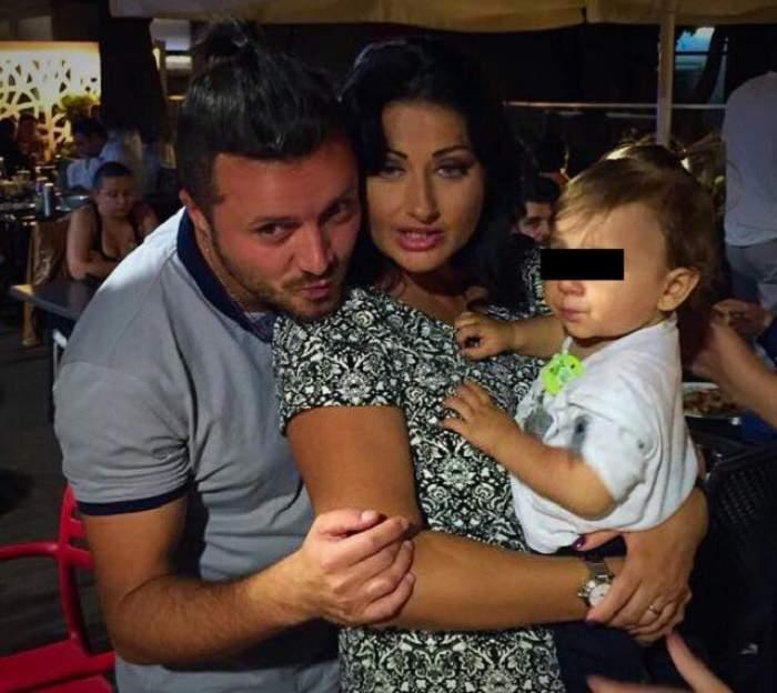 """FOTO / Mult au așteptat prietenii să-i vadă așa! Gabriela Cristea și Tavi Clonda, în postura de părinți: """"Să ne trăiești!"""""""