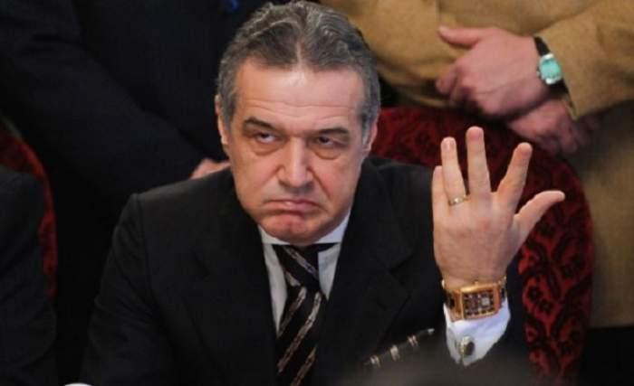 A dat un milion de euro să scape, dar ajunge din nou la judecată! Gigi Becali urmărit de dosarul de înşelăciune