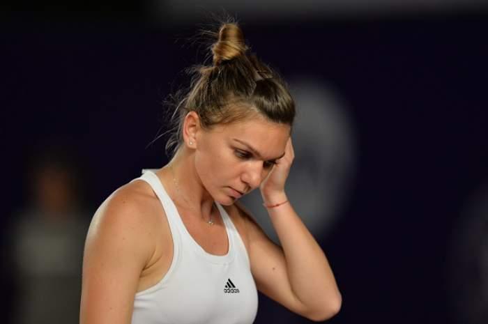 Înfrângere cruntă! Simona Halep a pierdut calificarea în finala turneului Premier 5 de la Cincinnati și a pierdut locul 4 din clasamentul WTA!